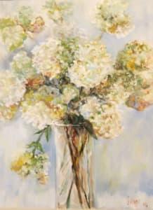 Mary helen seago 40x30 floaral vase gdsc8h