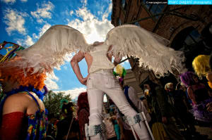 Vaughan Taylor & His Wings - Mardi Gras Day