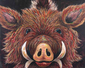 Fuzzy Hog