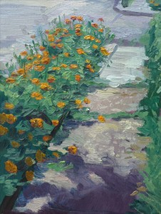 Marigolds' The Word