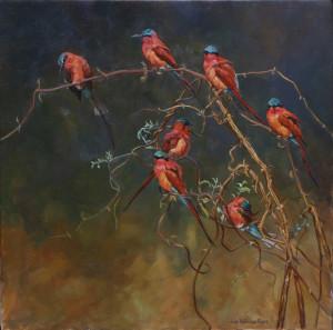Rebellious birds xtn30c