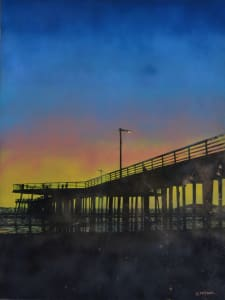 Skies Over the Pier