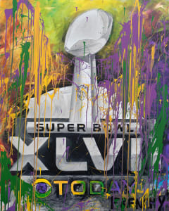 CBS Commercial: Superdome XLVII Lombardi