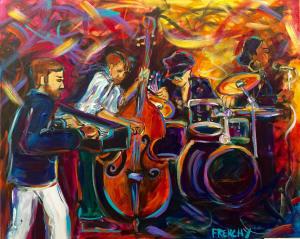 The Billie Davies Trio