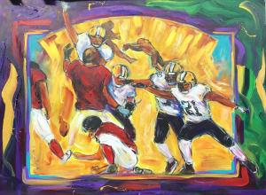 Falcons vs Saints ESPN MNF