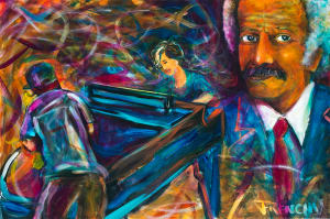 Marcia Ball @ WWOZ Piano Night
