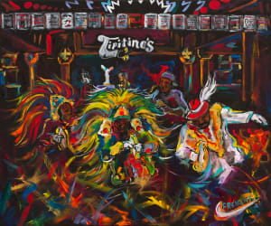 Tipitina's Fundraiser Sponsored by NIke