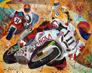 Nola MotorBike Race