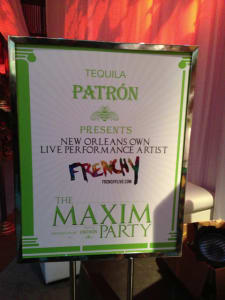 Maxim & Patron - 2013 SuperBowl Party