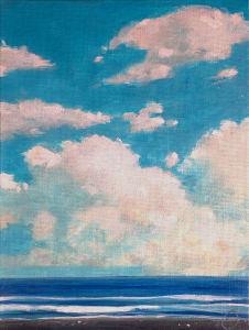 Deep Blue Horizon