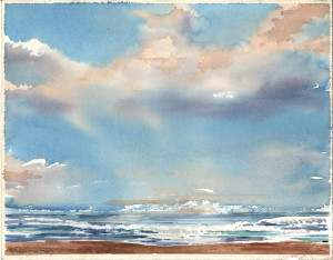 Sea Breeze Morning