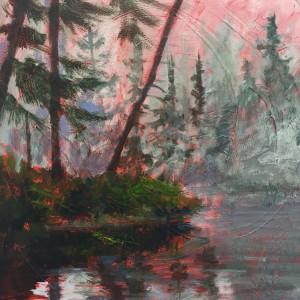 Pink Pond #3