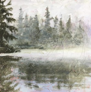 Pink Pond #10