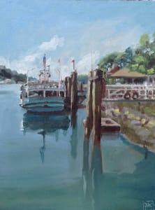 Harbor Island_Ferry