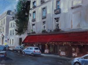 Le Petit St Benoît, Paris
