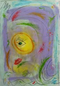 Moon goddess c41qfw
