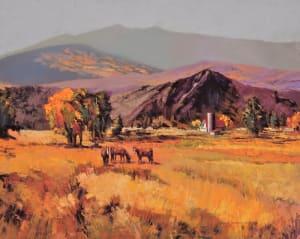 Mountain ranching wlzcbz
