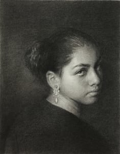 Sophia:Girl With Earring