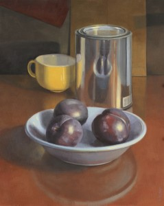 Study with plums oil 16 x 20   version 2 kik6xb