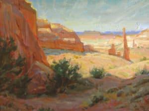 Desert Pillars