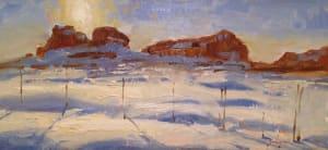 Monument Snow Melt