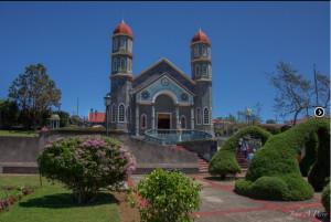 Iglesia de San Rafael Church, Costa Rica