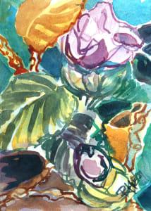 Botanical Garden 69, Winter's Bloom Camelia