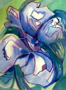 Botanical Garden 73, Dwarf Crested Iris