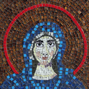 Apse mosaic grouted lb3iq2