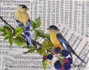 Songbird - 1Goldfinch