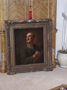 Titian - self portrait