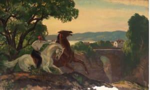 Hudson River Museum - Gifford Beal