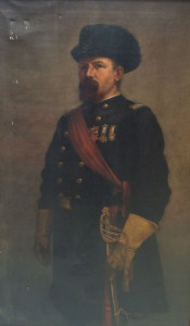 Portrait of Colonel Charles G. Otis