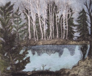 Pond, Early Spring