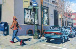 Girl in a hurry la3yjz