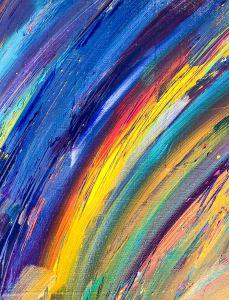 Galactic Rainbow