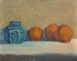Ginger Jar, Tangerines II