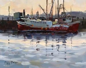 Scallop Boat Study