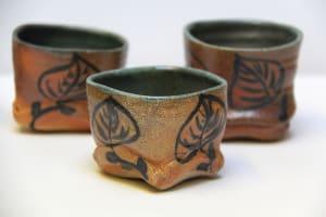 Small Square Tea Cups