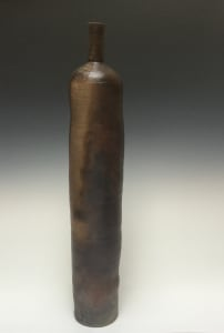 Very Tall Woodfired Bottle