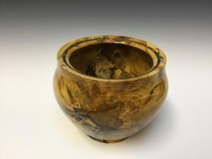 Spalted Birch Urn