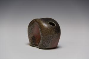 Anagama Bud Vase Large