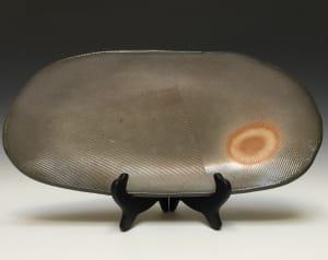 One Dot Serving Platter
