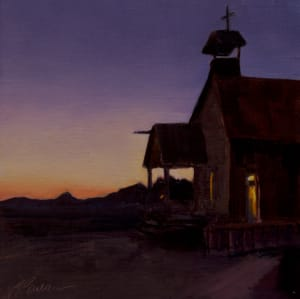"""Church at Goldfields"""