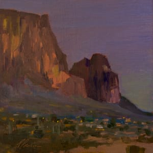 """Last Light on Lost Dutchman"""