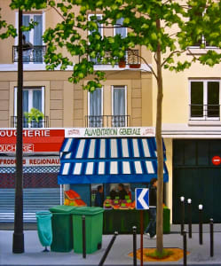 Alimentation Generale, Paris