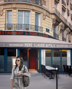 Le Pere Claude II, Paris