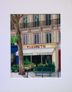 Fleuretis, Paris (Sketch III)