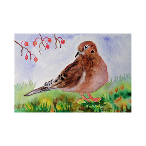 V1 1635 dove and berries canvas ehvofz