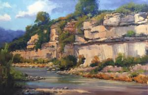 Guadalupe Cliffs
